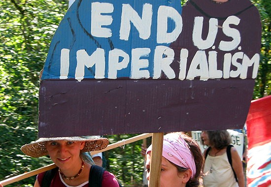 The Foundation For International Justice Is Anti-Imperialism