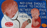No One Should Have To Choose Between Food, Shelter Or Healthcare. By ARRT.