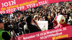 TPP join the mass mobilization