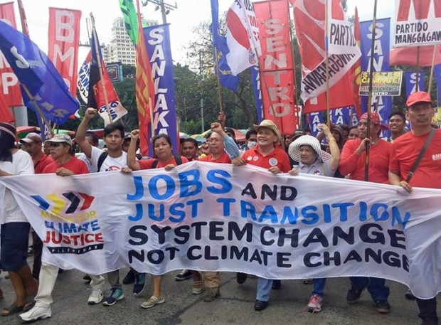 Jobs and Just Climate Transition