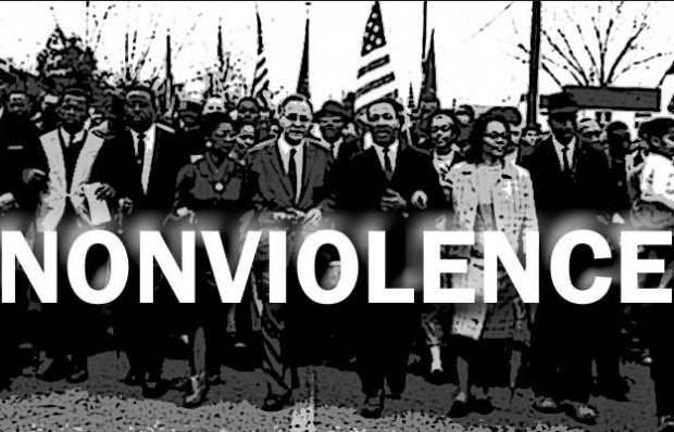 reflection on non violence civil rights Fifty years after the assassination of rev martin luther king jr, activists say that the lessons preached by the late civil rights leader still inform the methods of the dominant movements of today, including some of the foundational principles of black lives matter.