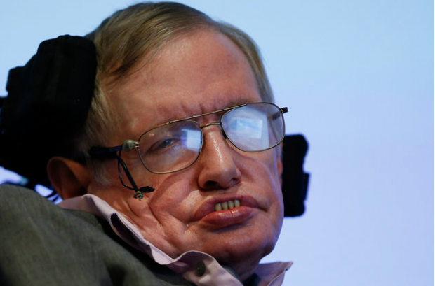 Stephen Hawking: Be Scared Of Capitalism, Not Robots