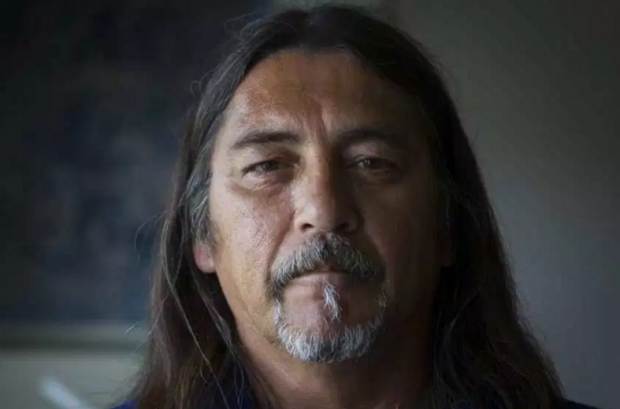 """""""We reserve the right to take legal action if necessary to prevent the abuse of our inherent rights,"""" Mohawk Kanesatake Grand Chief Serge Simon says of the Energy East pipeline project. JOHN KENNEY / MONTREAL GAZETTE FILES"""