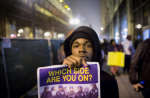 (Scott Olson / Getty Images) The police killings of Laquan McDonald and Eric Garner have heightened calls for reparations.