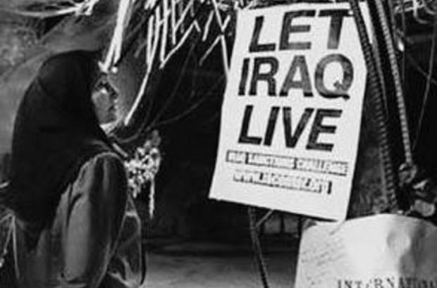 via Iraqi Transnational Collective/Facebook