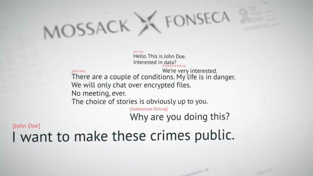 Panama Papers leak