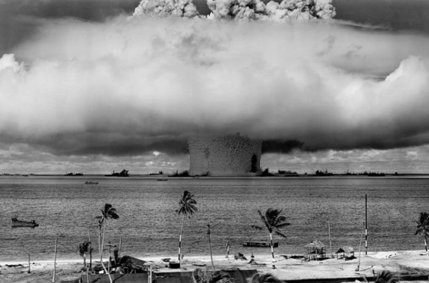 Nuclear weapons test (Photo/CC)
