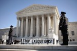 JASON REED / REUTERS It looks like the Supreme Court won't be reviewing one of the pressing issues involving the death penalty today.