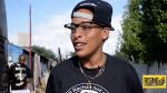 "Pasadena-area Black Lives Matter activist Jasmine Richards. (Video still from ""Rise Up With Sonali"")"