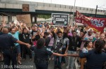Afromation protest 7-16-16 by Larry Cohen