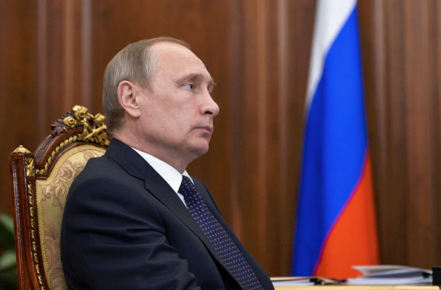 'It would certainly be disturbing if Russia is trying to affect our democratic process, but maybe we should wait until we see actual evidence.' Photograph: Alexei Druzhinin/AP