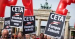 Anti-CETA and -TTIP protests have been held across the European continent. (Photo: campact/flickr/cc