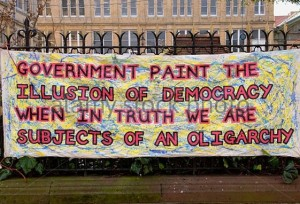 Illusion of Democracy hides oligarchy