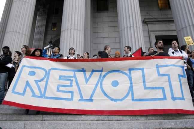 Revolt Source UPI
