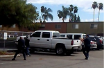 EL CAJON POLICE DEPARTMENT Screengrab of a deadly confrontation between a black man and El Cajon police officers