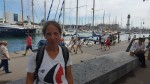 Zohar Chamberlain Regev is an Israeli citizen and has participated in the coordinations of Rumbo a Gaza, (Boat to Gaza) the Spanish component of the Freedom Flotilla work since 2012 (Photo credit: Vyara Gylsen)