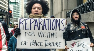 Reparations for police torture