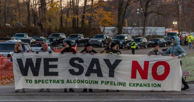 Say No to Spectra's Algonquin Pipeline Expansion