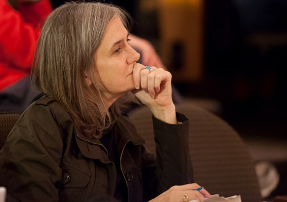 Amy Goodman. (Aditya Ganapathiraju / CC BY-SA 2.0)