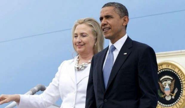 Washington Post reporter Greg Jaffe suggests that the views of Democratic nominee Hillary Clinton are much more popular among the foreign policy elite that those of President Barack Obama. (Photo: Carolyn Kaster/AP)