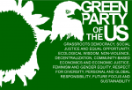 Green Party of the US values