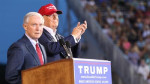 Jeff Sessions with Donald Trump