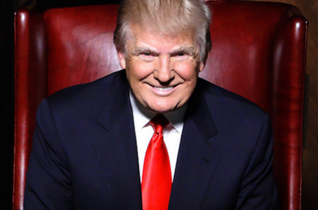 "The false values of reality TV have been carried over into the current presidential race. Shown here, Donald Trump on ""The Apprentice."" (NBC)"