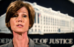 Deputy Attorney General Sally Yates.	(AP Photo/J. David Ake, File)