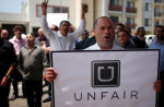 "In addition to showing solidarity with immigrants, people of color, and workers nationwide, the actions will also take on Uber, a central figure in critiques of the U.S. ""gig economy."" (Photo: Reuters)"