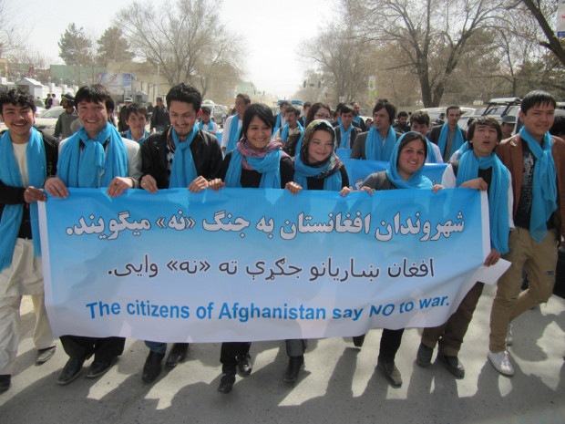 Afghan Peace Volunteers