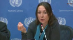 Eva Bartlett at the UN