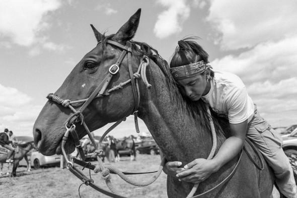 """""""Ancestral Connection,"""" August 24, 2016. © Josué Rivas"""