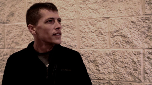 Michael Wood Jr. speaks to Task & Purpose during an interview. Task & Purpose