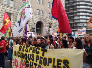 People's Climate March indigenous @Peoples_Climate