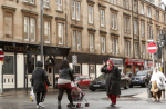 Glasgow is the ideal place to test a basic income scheme, said the councillor Matt Kerr. Photograph: Murdo MacLeod for the Guardian