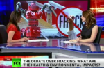 US intelligence presents RT's coverage of fracking as a covert tool to promote Russian oil.