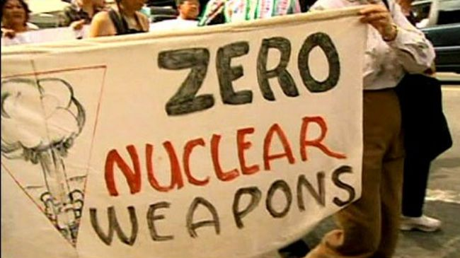 Zero Nuclear Weapons