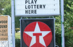 Roy Sawhill, Play Lottery Here, via Flickr