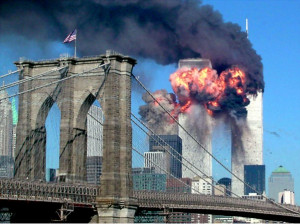 2001 twin towers attack