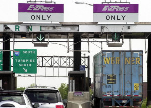 EZ Pass Only