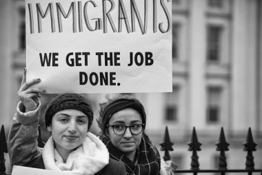 Immigrants we get the job dones. Local restaurants brace for Thursday's 'Day Without Immigrants' strike.
