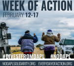 NoDAPL Week of Actions Feb 12-17
