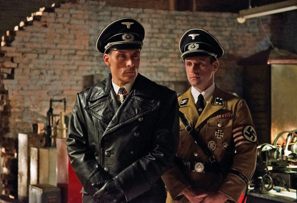 The TV adaptation of Philip K Dick's The Man in the High Castle. Photograph: Amazon Studios