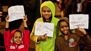 Trayvon I am Trayvon