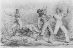 Fugitive Slaves Recaptured: 1850.  Washington Area Spark, CC BY-NC