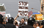 immigration Stop targetting immigrants