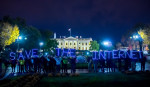 Pro-net neutrality rally at the White House in years past.