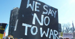 No war We say no to war