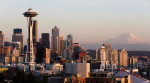 FILE PHOTO: The skyline of Seattle, Washington, U.S. is seen in a picture taken March 12, 2014. REUTERS/Jason Redmond/File Photo