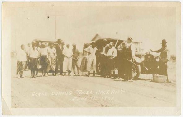 June 1, 1921, Tulsa, Oklahoma (NMAAHC)
